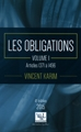 Les obligations : Volume 1